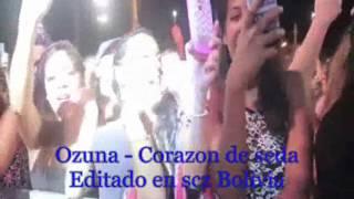 Ozuna - Corazon de seda (En vivo)