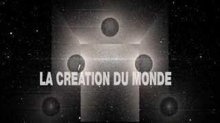 La Création du Monde Parmégiani / Nasa Voyager recording