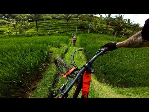 GoPro: MTB Across Indonesia | #TripOn