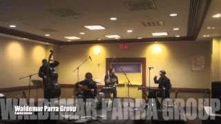 "WPG Trailer Live at APAP NYC Waldemar Parra Acoustic Quartet ""Jazz"" Worldmusic Ethnic"