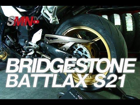 Cómo se desgasta un neumático deportivo: Así lo hace Bridgestone Battlax S21 [FULL HD]