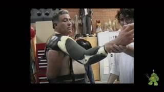 The Matrix - Trinity Arm Break Practical Effects