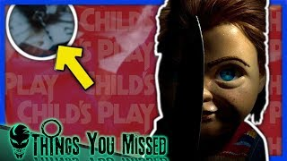 28 Things You Missed In The Child's Play (2019) Trailer + Kaslan ARG