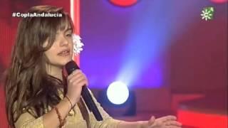 Angela Dionisio- Malagueña salerosa- gala Andalucía 8º edición