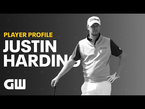 Justin Harding's Rewarding 2019 | Player Profile | Golfing World