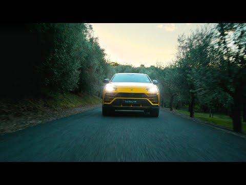 Lamborghini Urus ? New Zealand Dynamic Launch