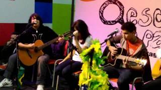 Malandragem - Cássia Eller (Cover) No Escola no Palco