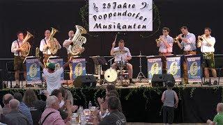 Berthold Schick und seine Allgäu 6 Live in Poppendorf/Heroldsbach am 13.08.2016 • Teil-2