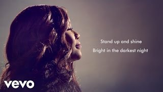 Mandisa - Shine (Lyric Video)