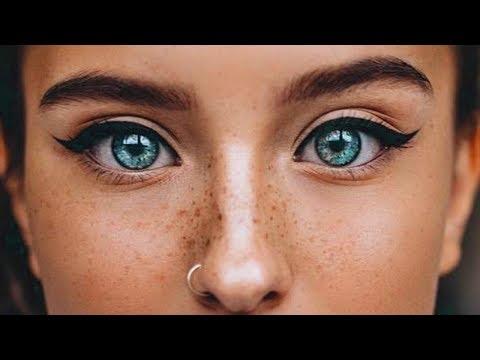 Люди, У Которых Очень Редкий Цвет Глаз