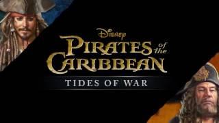 新手遊情報 - 加勒比海盜 - 戰爭之潮 : 神鬼奇航5的新角色也都登場了終於出手遊了!傑克船長太帥了吧~快來看首發手遊影片!(我不喝拿鐵-直播台)
