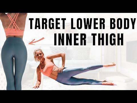 TARGET YOUR LOWER BODY! Sculpt stubborn areas + INNER THIGHS