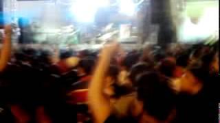 Um minuto para o fim do mundo - CPM22  live @ Patos de Minas