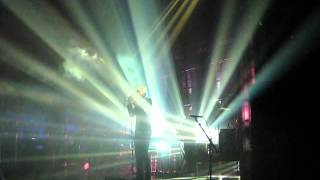 Massive Attack 'Ritual Spirit' (New Track) live @ De Montfort Hall Leicester 25/01/16