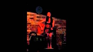 "Heather Rayleen Bennefield ""The Kill"" by 30 Seconds to Mars @ That One Bar 5/22/14"