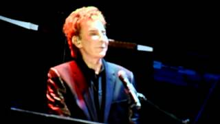 Barry Manilow live - If I should love again at the 02 Arena 15/5/12