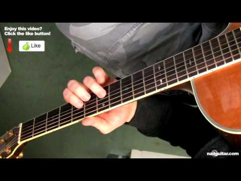 days-of-the-new-shelf-in-the-room-guitar-solo-cover-easyguitarexamples