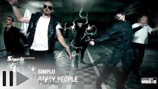 SIMPLU - PARTY PEOPLE