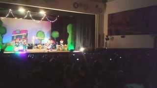 Mini Show do Ruca - Barreiro (6 dezembro 2014)