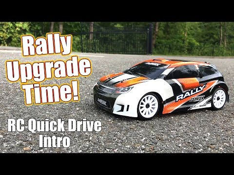 Building Up A Mini Road Warrior - Latrax Rally by Traxxas - RC Quick Drive PT1   RC Driver