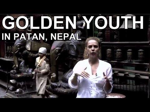 GOLDEN YOUTH – Patan, NEPAL by MARILIZA