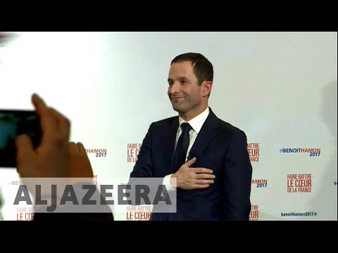 French Socialists pick Benoit Hamon for presidential run