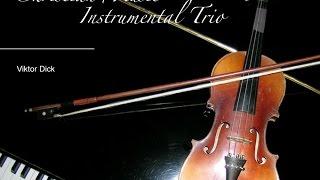 Happy Birthday to You, Flute, Violin & Piano