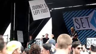 Set It Off - Why Worry (Live Vans Warped Tour 2016)
