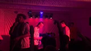 Bedoes - NFZ @ klub K4, Szczecin 18.02.2017