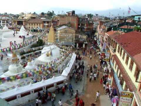 bodnath stupa-nepal