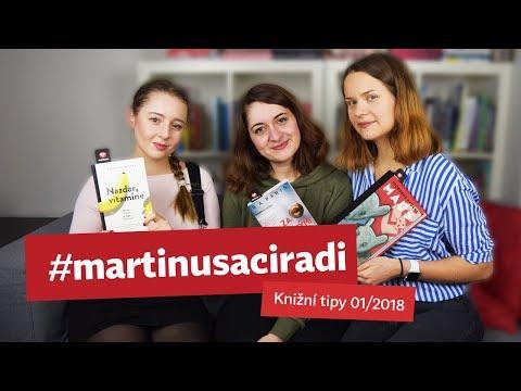 #martinusaciradi: Knižní tipy 1/2018 - Maus, Za zavřenými dveřmi, Nazdar, vitamíne