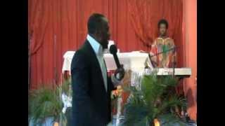 Souffle de Dieu. ( Spirit of God ). év. J-P Makanzu à ADV  Allemagne...MPG