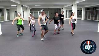 ACURRUNCU (festejo) coreografia fitness Hector Jimenez Santos