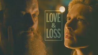 (Vikings) Ragnar & Lagertha || Love & Loss