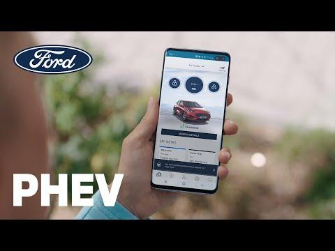 Jak používat FordPass s plug-in hybridem | Ford Česká republika