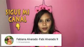 Ya están disponibles las pistas de Papito y Alcanzarás - Fabiana Alvarado