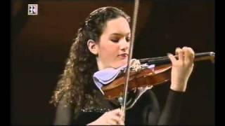 Hilary Hahn: Prokofiev Violin Concerto (2/3) Scherzo
