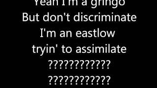 I Lean Like A Gringo Lyrics
