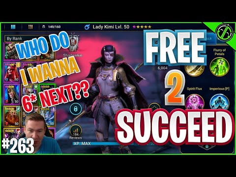YOU GUYS Decide Who I 6* Next!! (There's A Poll Up) | Free 2 Succeed - EPISODE 263