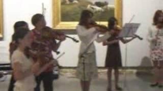 Orchestre au musée de la Cohue