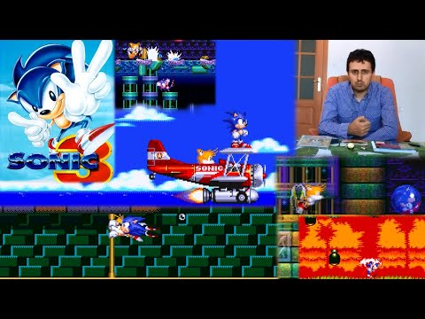 Retrospectiva 12 - Sonic 3 (parte 1) ~ 50 fps