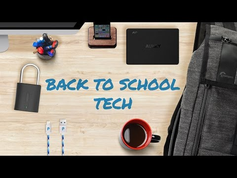 Awesome Back to School Tech [2016]