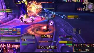 Mythic Chronomatic Anomaly - Kill attempt Destruction Warlock