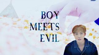 BTS (방탄소년단) – BOY MEETS EVIL [Han|Rom|Eng lyrics]