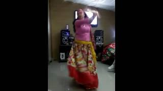 Sabrina Tompson - Dança Cigana artística