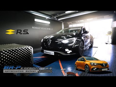 Renault Megane 4 RS 1.8T Stage 1 By BR-Performance