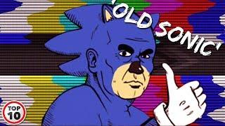 Top 10 Scary Sonic Creepypastas