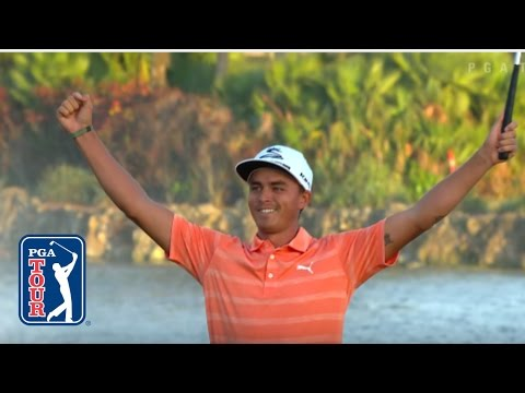 By the Numbers: Rickie Fowler?s putting clinic at Honda