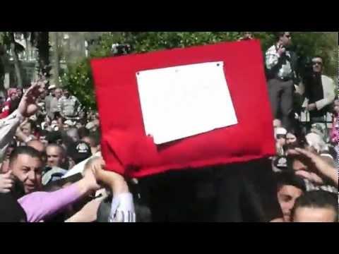 Antalya Şehidini Uğurladı -Video 2-