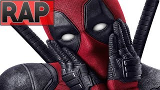 RAP DO DEADPOOL (2017) (O MELHOR RAP DO DEADPOOL) 🎶